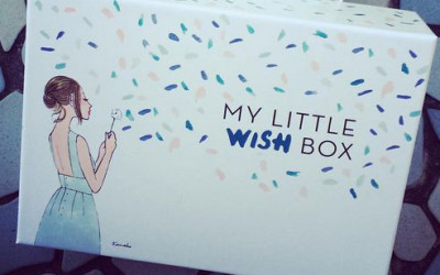 My Little Boxの希望と願いを込めて「My Little WISH Box」