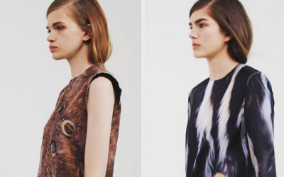 Calvin Klein Collection(カルバン ・クライン コレクション) 2016-17秋冬NYコレクション