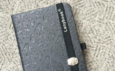 ファッションノートブック「Lanybook(レイニーブック)」