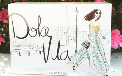 My Little Boxのイタリアの甘い生活「My Little Dolce Vita Box」