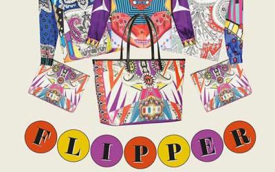 「ETRO(エトロ)」、70年代ムードのカプセルコレクション「Flipper(フリッパー)」で着姿をポジティブに