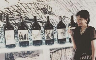 イタリアワイン「ORNELLAIA(オルネッライア)」カクテルパーティ@イタリア大使館