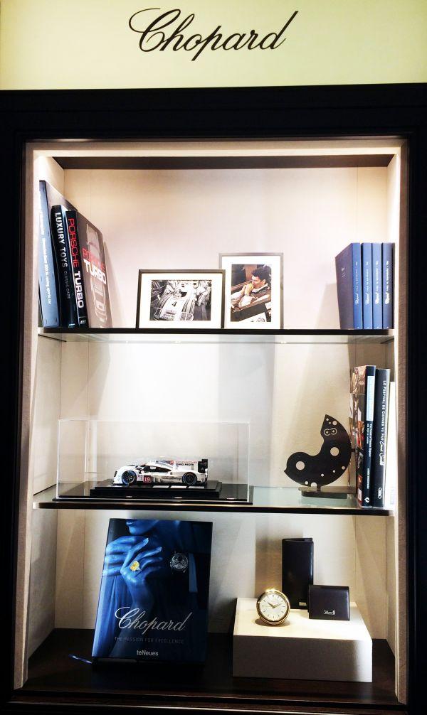 quality design e5ebd b72f9 Chopard(ショパール) ブティック 銀座本店のリニューアル ...