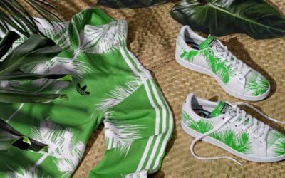 「adidas Originals = PHARRELL WILLIAMS」から「Billionaire Boys Club Palm Tree Pack」発売