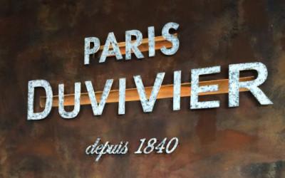 ソファブランド「PARIS DUVIVIER(パリス デュヴィヴィエ)」旗艦店オープニング