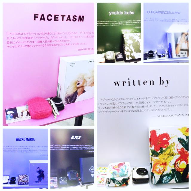 「チェキ instax mini ×東京ファッションブランド」初コラボのお披露目パーティ