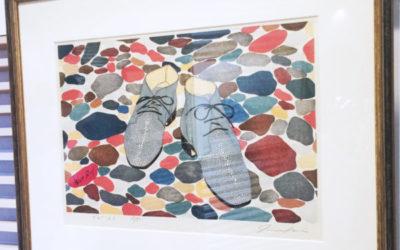 「matohu(まとふ)」表参道本店がオープン5周年 ゲストアーティスト・シリーズ第8弾~浮世絵版画の立原位貫展を開催