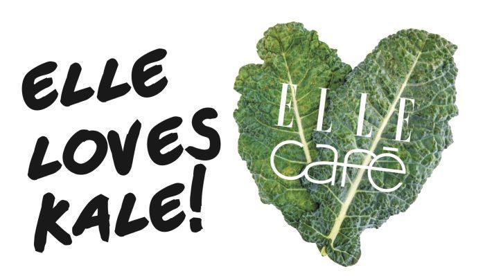 「ELLE café(エル カフェ)六本木ヒルズ店」のケールフェアでおいしくインナービューティ
