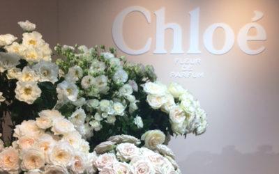Chloé(クロエ)の新フレグランス「クロエ フルール ド パルファム」発表会