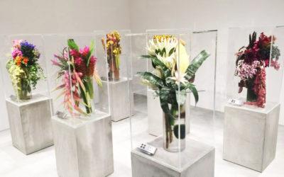 """様々な表情を見せる""""花"""" の世界 「FLOWER HUDDLE」展 @ The Mass"""