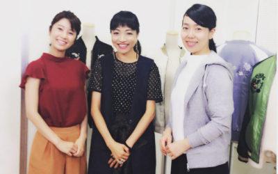 NHK『あさイチ』に出演します(メイドインジャパンのあるアウターを使ったコーデ)