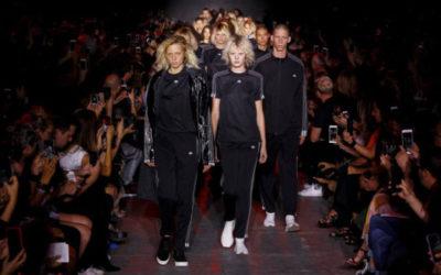ALEXANDER WANG(アレキサンダー ワン)2017春夏NYコレクション 「adidas Originals by Alexander Wang」も披露
