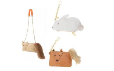 「MUVEIL」秋冬・新作小物が勢ぞろい チャームやバッグ、財布、パスケースに「和」のムード