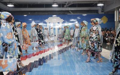 激変するファッションショー 2017年春夏NYコレクション報告