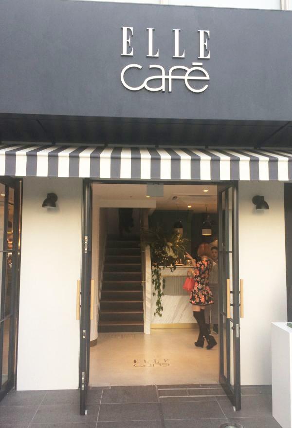 「エル カフェ青山店」がオープン