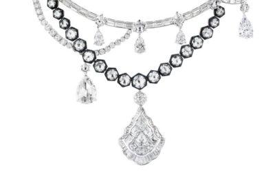 ハイジュエリーコレクション「Dior a Versailles 」が期間限定でディオール銀座ブティックに
