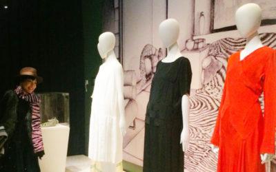 モードとインテリアの20世紀展―ポワレからシャネル、サンローランまで―