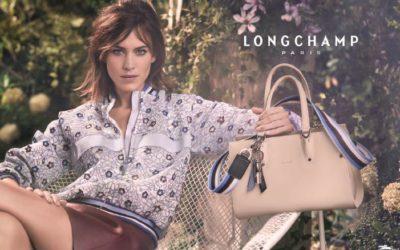 「LONGCHAMP(ロンシャン)」が2017年春の広告キャンペーンを発表