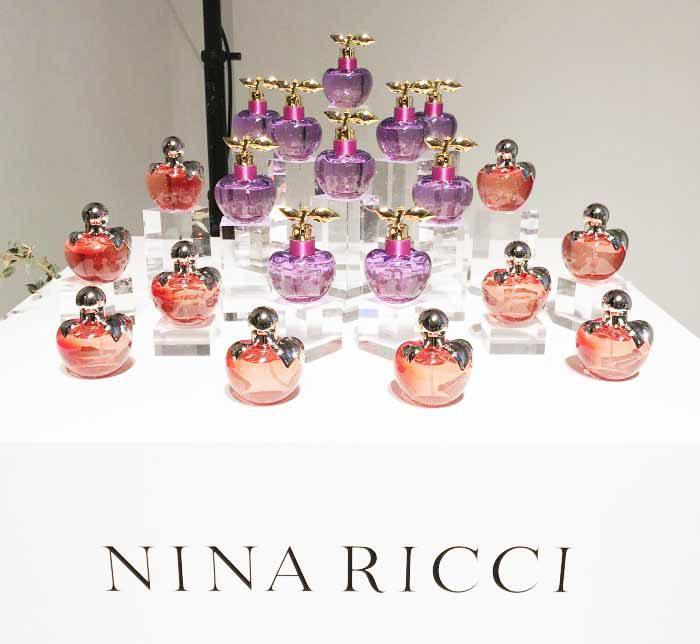 「NINA RICCI (ニナ リッチ)」の新作フレグランスローンチパーティ