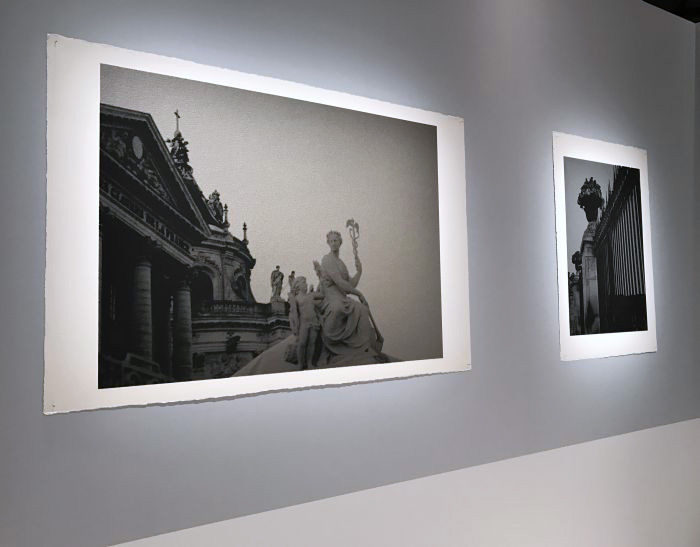 カール・ラガーフェルド写真展「太陽の宮殿 ヴェルサイユの光と影」