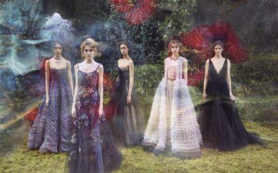「Dior(ディオール)」2017年春夏オートクチュールコレクション