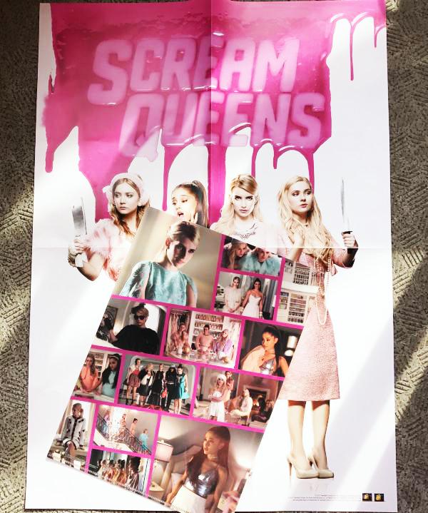 「Scream Queens(スクリーム・クイーンズ)」日本上陸レセプション