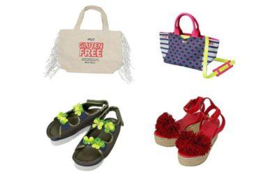 春夏を盛り上げるMUVEILのバッグと靴 4月開催の教室は「イニシャル刺繍」