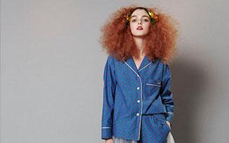 チャイナドレスやパジャマ風アイテムで着姿に程よいスパイス 3月から「刺繍の教室」もGALLERY MUVEILでスタート