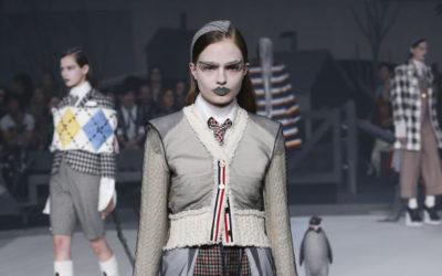 ファッションにもトランプの影 2017-18年秋冬NYコレクション報告