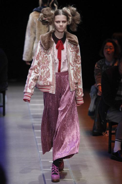 2017-18秋冬Amazon Fashion Week TOKYO(アマゾン ファッション ウィーク東京) レビュー後編