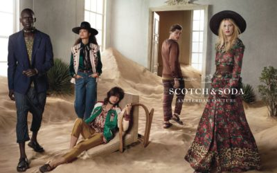 「Scotch & Soda」がブランドキャンペーンムービー「From Amsterdam, From Everywhere」を発表