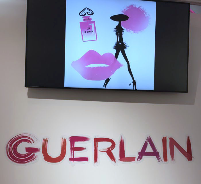 「GUERLAIN(ゲラン)」Spring Color Party