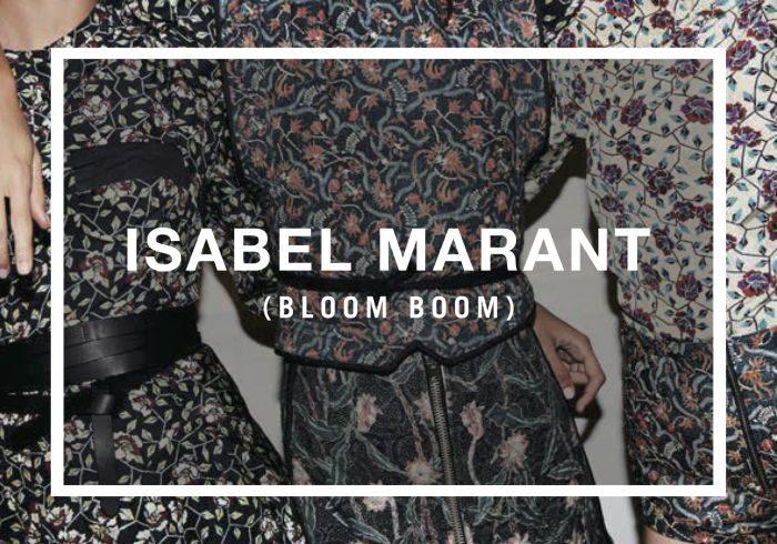 「ISABEL MARANT(イザベル マラン)のポップアップイベントが開催