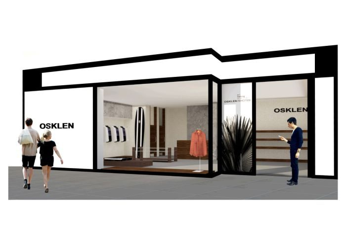 「OSKLEN(オスクレン)」、「ギンザシックス」に新ショップオープン ブラジル大使館で「A21 [Practice #1]」展覧会も開催