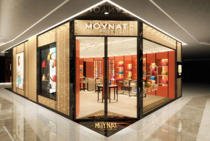 「MOYNAT(モワナ)」が「GINZA SIX」に日本初の旗艦店オープン