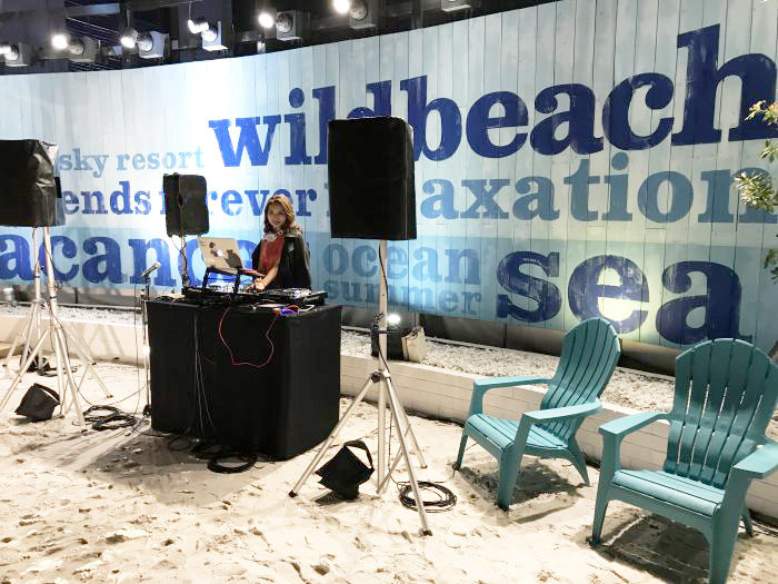 「東京スカイリゾートワイルドビーチ新宿」がルミネエスト新宿の屋上にオープン