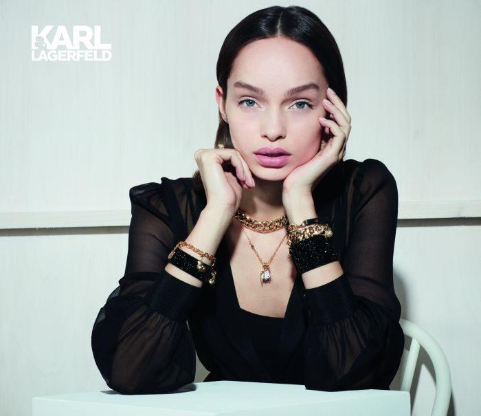 「KARL LAGERFELD(カール・ラガーフェルド)」がジュエリー・コレクション発表
