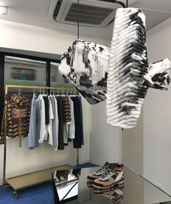 「アクネ ストゥディオズ」のデニムにフォーカスした新店舗「Bla Konst Tokyo」がオープン