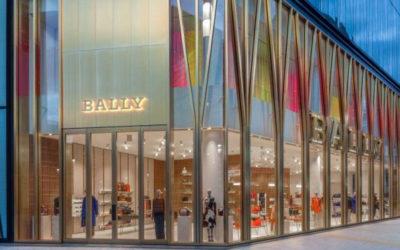 来場者全員が参加できる、「BALLY(バリー) 銀座店」1周年記念イベント