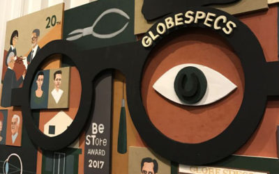 「GLOBE SPECS(グローブスペックス)」20周年記念パーティ