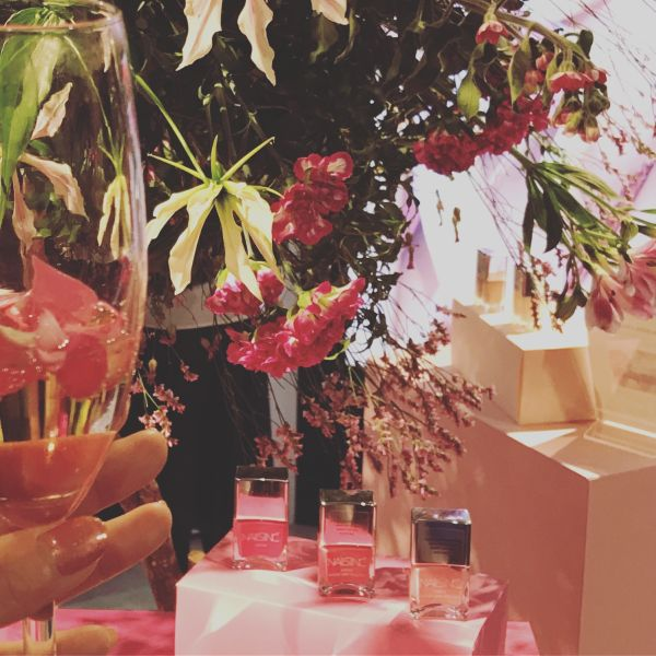 「NAILS INC(ネイルズ インク)」表参道 1周年パーティ