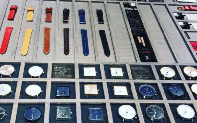 カスタムオーダーウォッチブランド「Maker's Watch Knot」のギャラリーショップが表参道にオープン