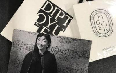 「diptyque(ディプティック)」の新作「砂時計型ディフューザー」パーティ