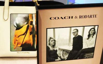 コーチ×ロダルテ、初のコラボレーション「Coach & Rodarte」が登場
