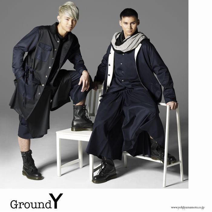 「Ground Y (グラウンド ワイ)」のコンセプトに「ファミリー」をプラス