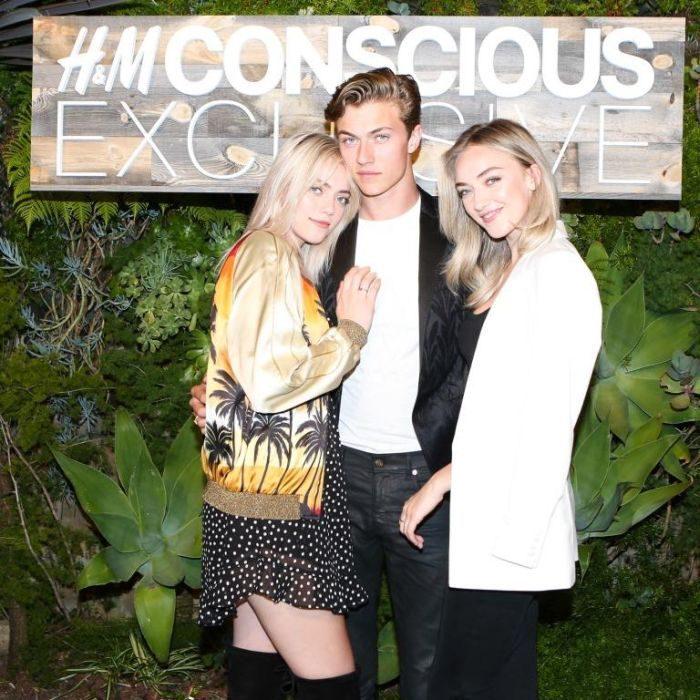 「H&M Conscious Exclusive(コンシャス・エクスクルーシヴ)2017」の発売記念イベントにセレブ勢揃い