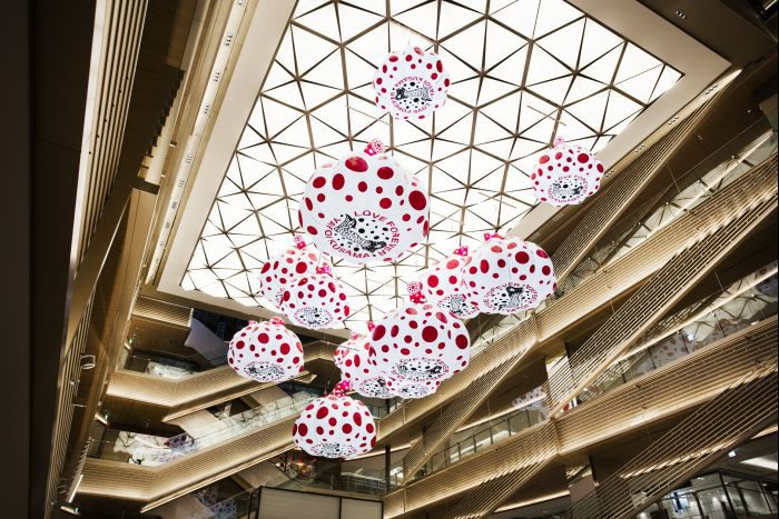 「GINZA SIX(ギンザ シックス)」が4月20日にオープン