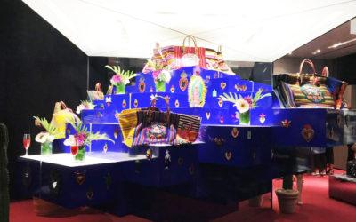 「クリスチャン ルブタン」のトートバッグ「MEXICABA」カクテルパーティー