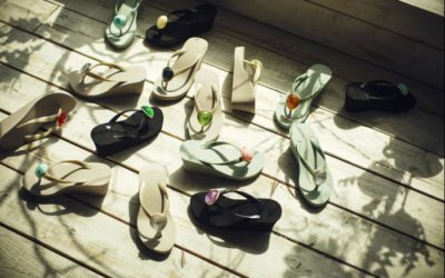 ビーチサンダル「Soleil by PUPUTIER(ソレイユ バイ ププティエ)」が伊勢丹新宿店でポップアップショップ