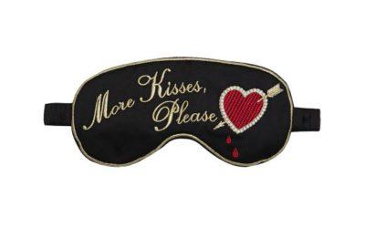 「Sretsis(スレトシス)」からアイマスク「MORE LOVE」が発売
